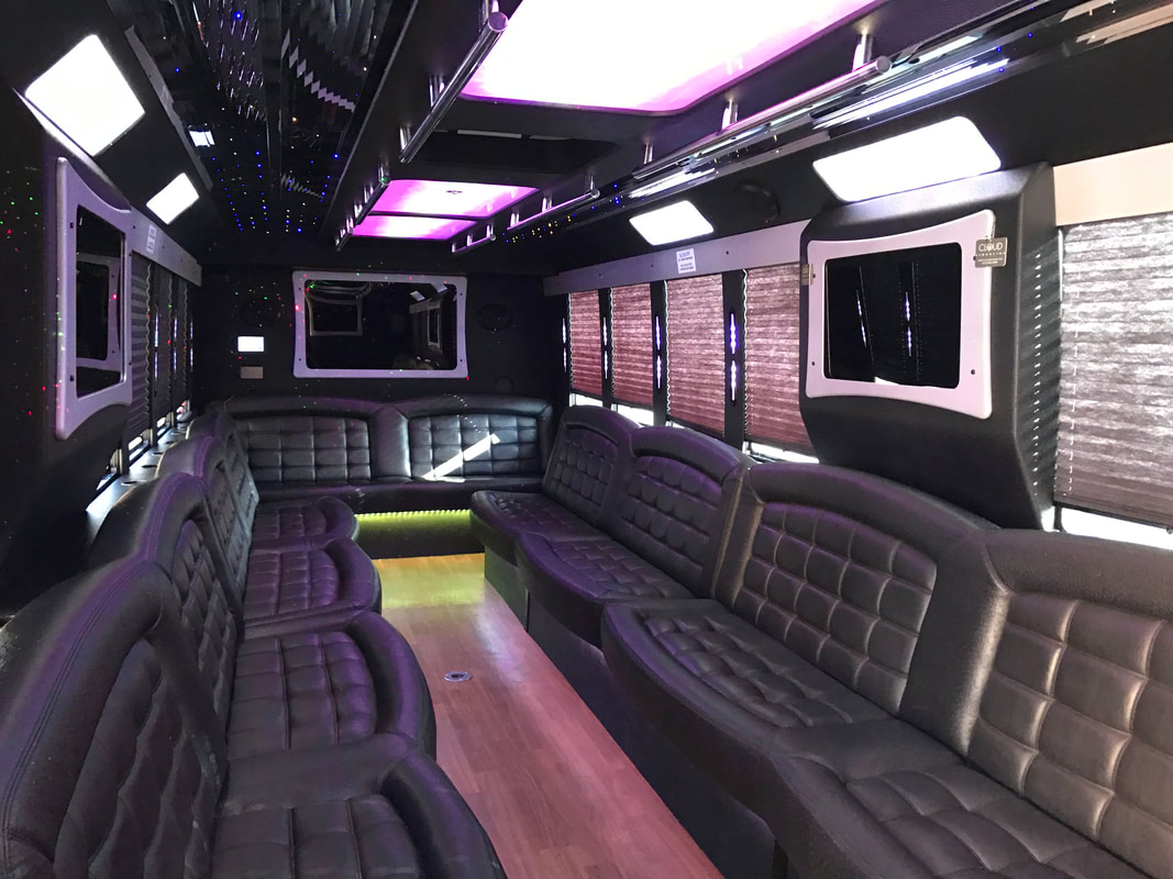 party bus to and from Chicago Blackhawks United Center