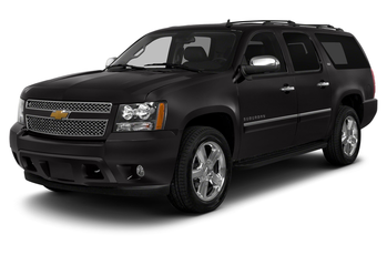 SUV Chevy Suburban Hourly Limo Service