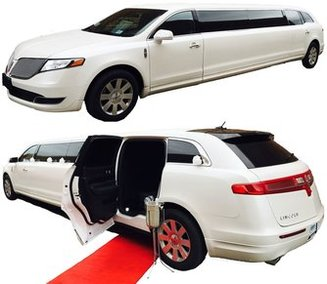 Stretch Limousine for Weddings